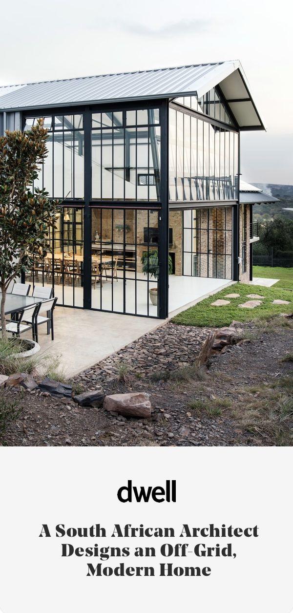 The Conservatory by Nadine Engelbrecht – Modern Backyard Ideas