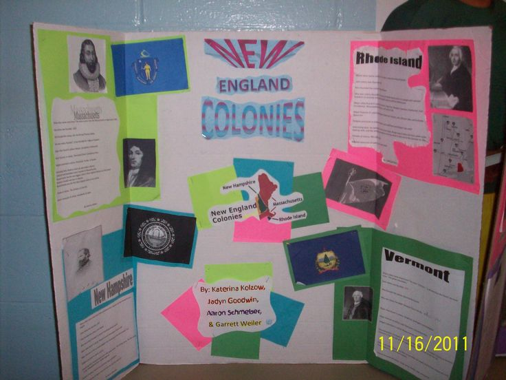 Colonial Major Projects : Use the interactive map of original colonies to
