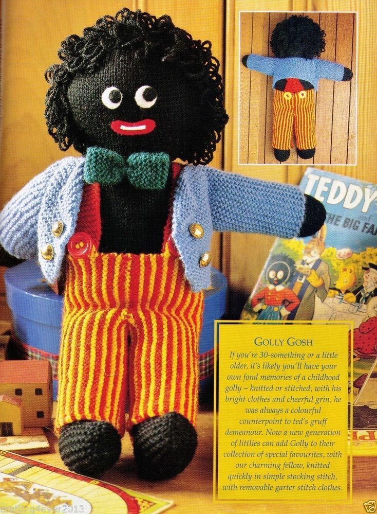 Vintage Knitting Patterns Toys : 15 best images about CHARACTERS - TV SHOWS - THEME PATTERNS on Pinterest Th...