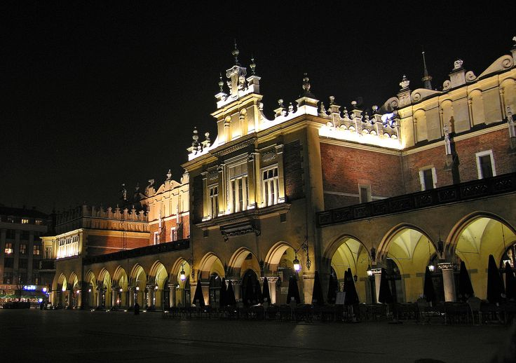 Cloth Hall (Sukiennice) in Krakow. | Flickr - Photo Sharing!
