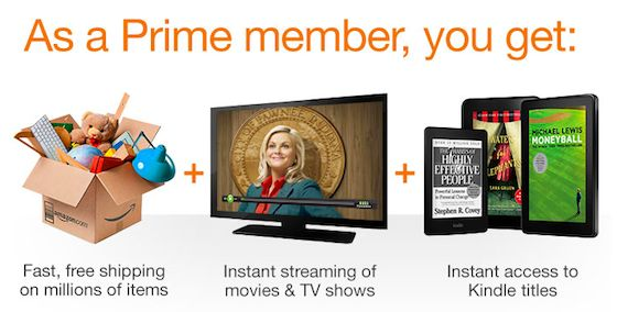 Amazon Prime – Price Increase (Sign Up Now to avoid the new price!)