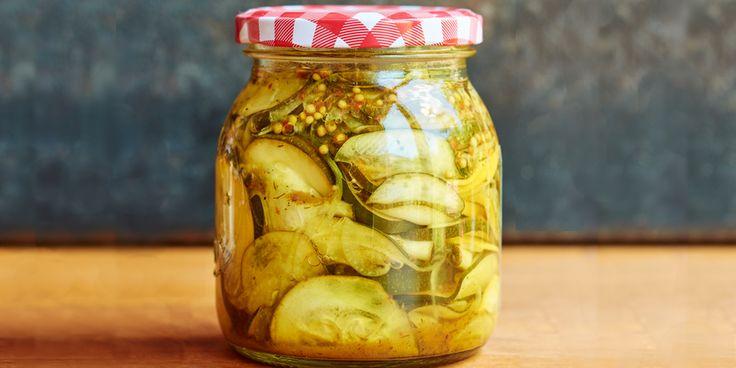 Bread 'n' Butter Pickles