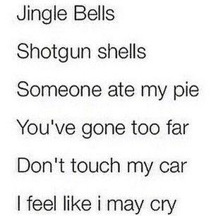 supernatural jingle bells - Google Search