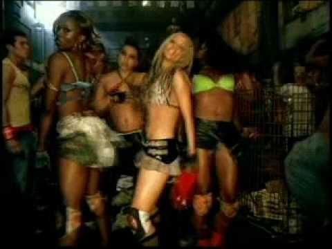 Christina Aguilera - Dirrty...Still my jam. It's on my gym playlist