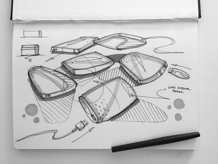 Daily Sketches // 2016 on Behance