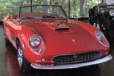 """1961 Ferrari 250 GT, """"Ferris Bueller's Day Off"""""""