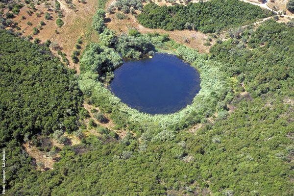 Λίμνη στο Μαραντοχώρι