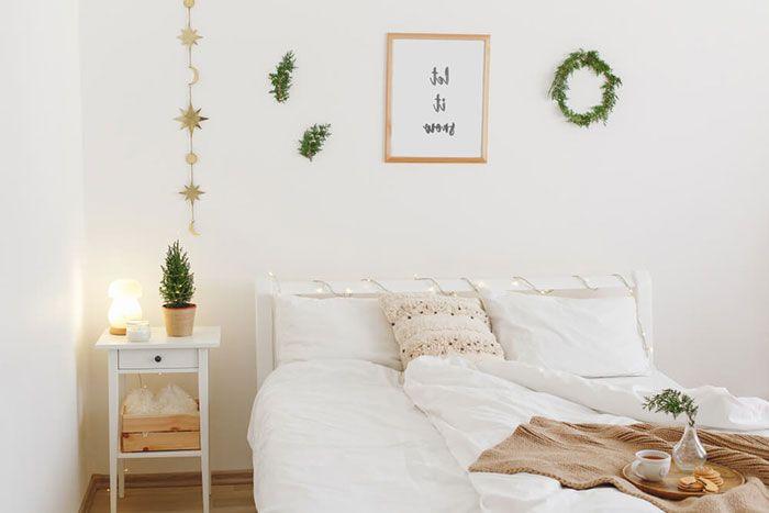 ديكور غرف نوم صغيرة المساحة الحل في لمسة إبداع Bed