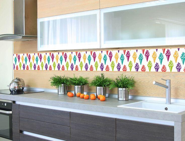 Die besten 25+ Wandbordüre Ideen auf Pinterest Bordüre - küche tapezieren oder streichen