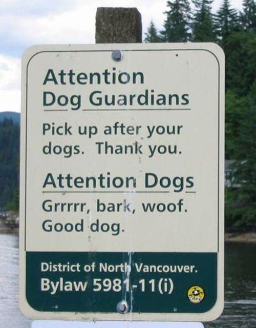 Canadians, eh?  Hilarious.