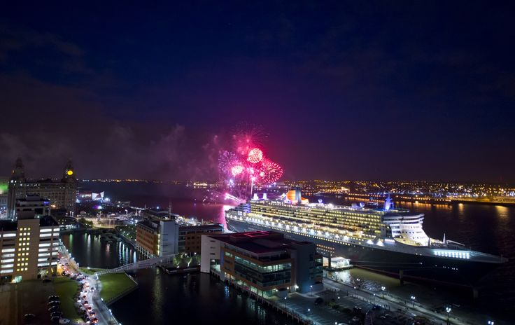 Missed all the action of The Three Queens in #Liverpool? You can relive the whole thing here, with all the best photos and videos from the celebrations. #3queens #Cunard
