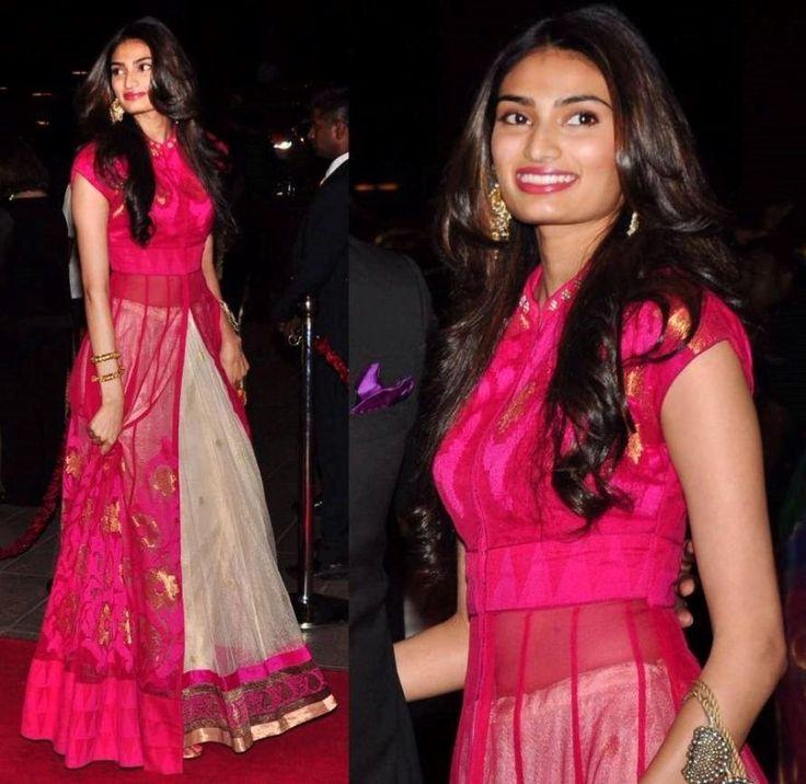 Athiya Shetty Hero Movie Actress Bio and Hot Photos