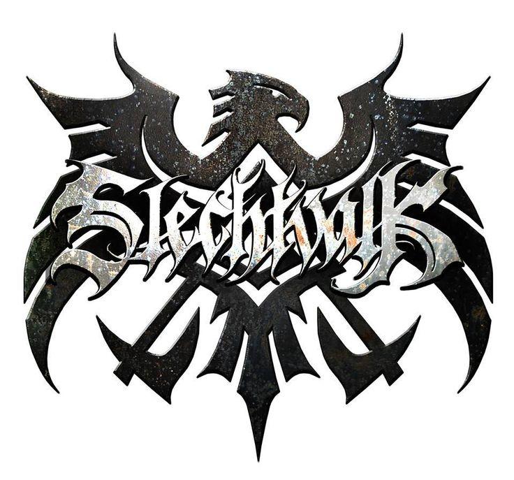 SLECHTVALK • Netherlands • EPIC EXTREME METAL - logo