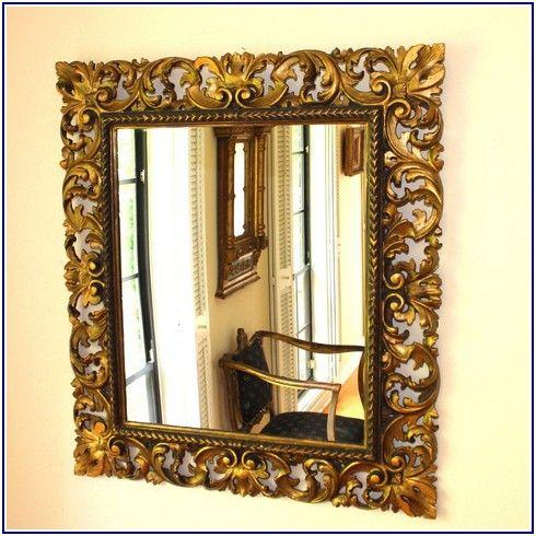 Supernormal Large Antique Mirror