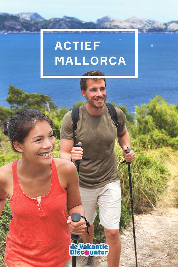 Op welk Spaanse eiland je dagjes luieren op het strand het best kunt afwisselen met actieve dagen erop uit? Zonder twijfel op Mallorca! Je vindt hier bijna 200 stranden, maar daarnaast ook genoeg mogelijkheden voor afwisselende activiteiten. Ideaal voor een vakantie in het voor- of najaar.