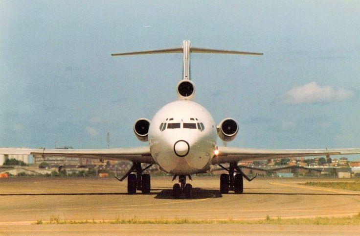 Ansett Boeing 727-277 (VH-ANA)