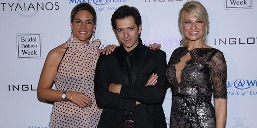 STYΛIANOS fashion show -με εντυπωσιακό φινάλε από την Φαίη Σκορδά!