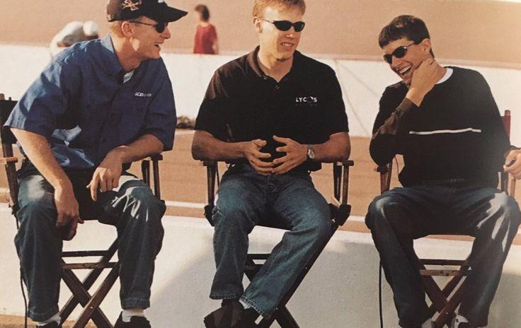 1998 Busch Grand Nationals, Dale Jr., Matt Kenseth & Adam Petty