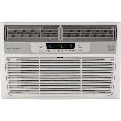 Frigidaire 6,000 BTU Energy Star Window Mini-Compact Air Conditioner with Remote