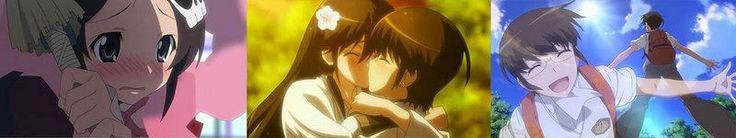Kami nomi zo Shiru Sekai S2 VOSTFR/VF BLURAY   Animes-Mangas-DDL
