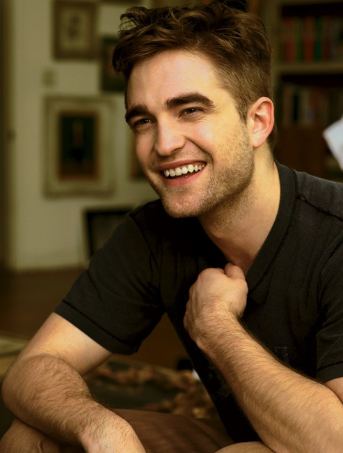 Robert Pattison...*not* a fan from his Twilight run, but Water for Elephants made me reconsider... :))