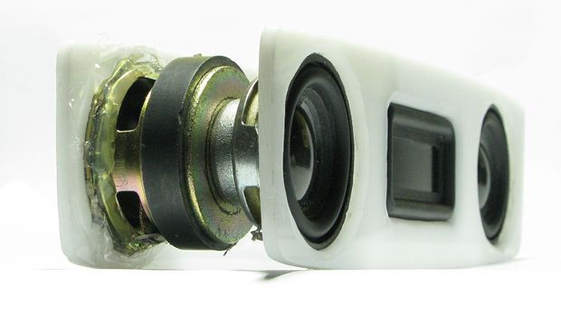 Homemade lithium ion high-powered Bluetooth speaker ... The Grail