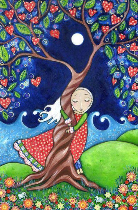 Abrazo de árbol