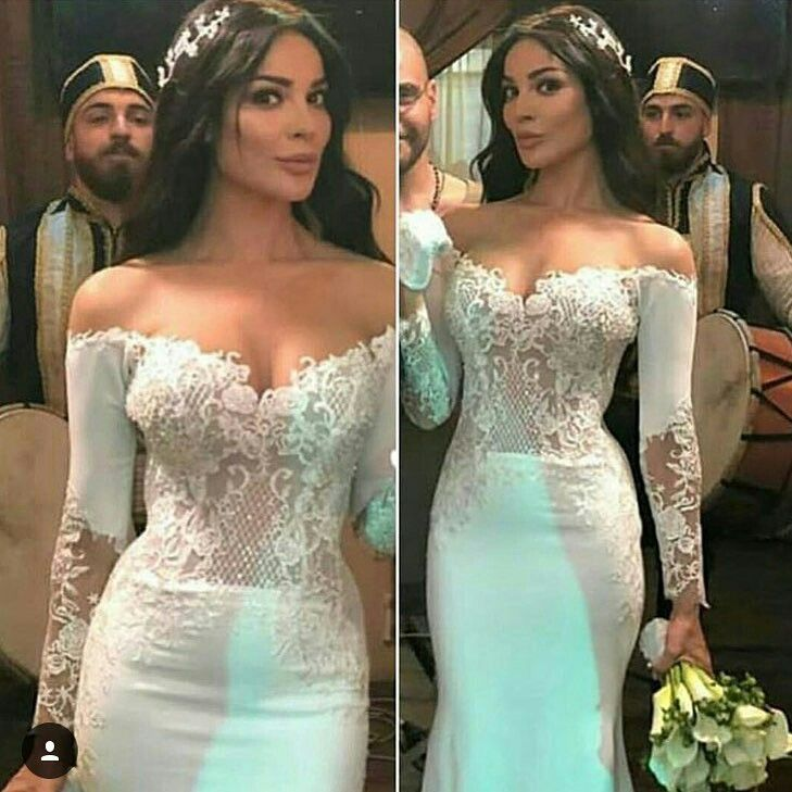 Most Beautiful Bride Nadine Nassib Njeim Dream Wedding Dresses Bride Wedding Dresses