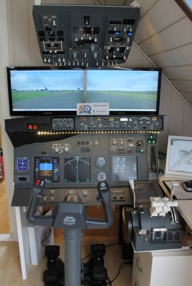 Home cockpit ideas