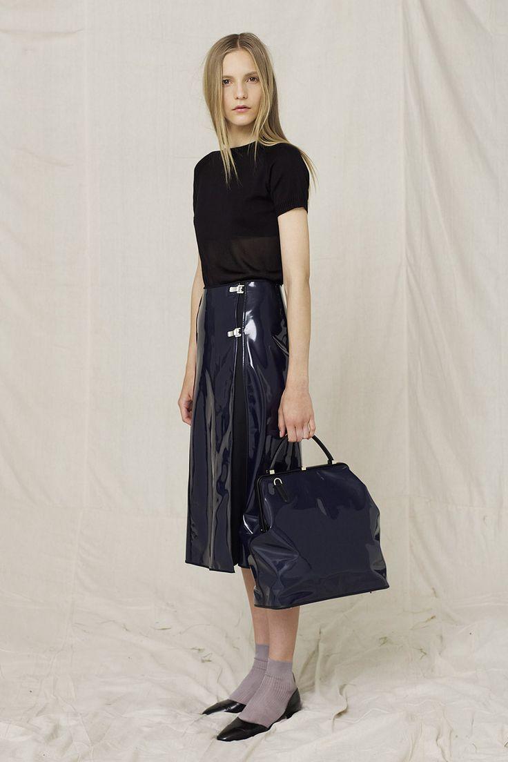 Shiny PVC Skirt