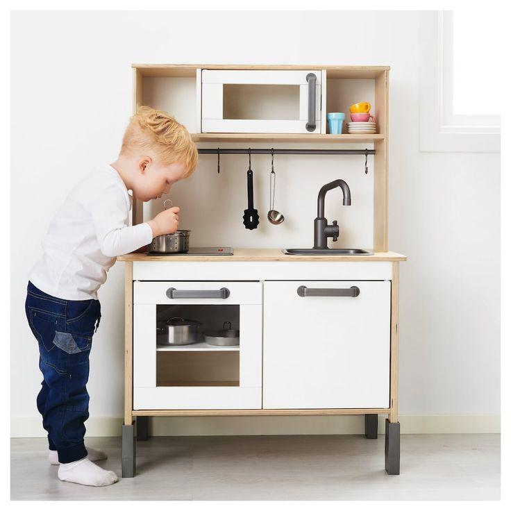 IKEA DUKTIG Birch Play kitchen
