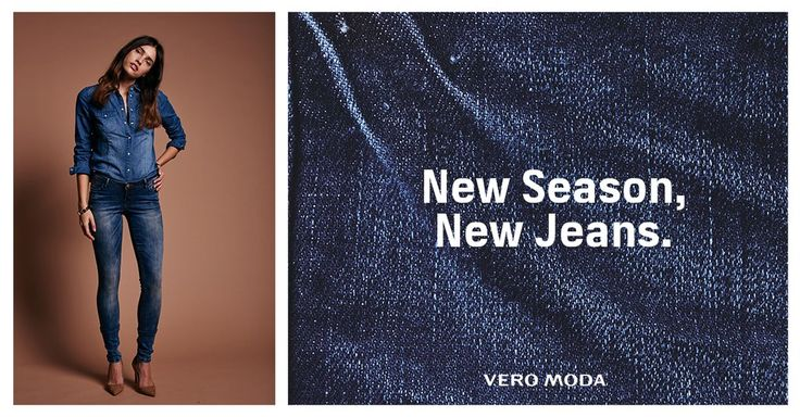 New season = new jeans!