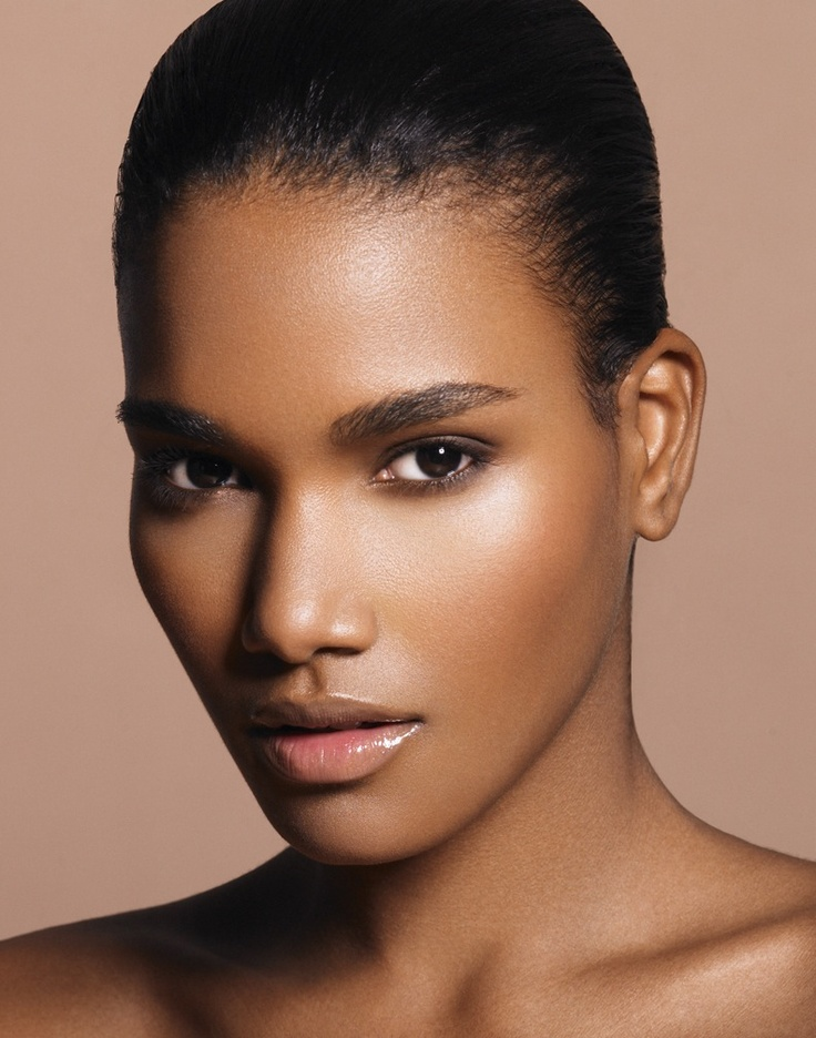 Black models, Models and Beautiful on Pinterest