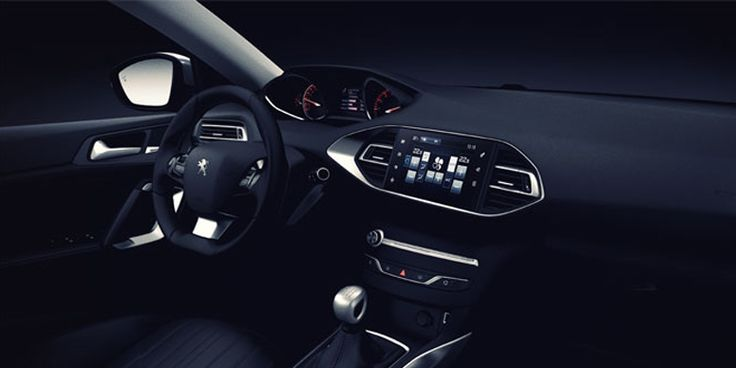 The most beautiful interior by Peugeot