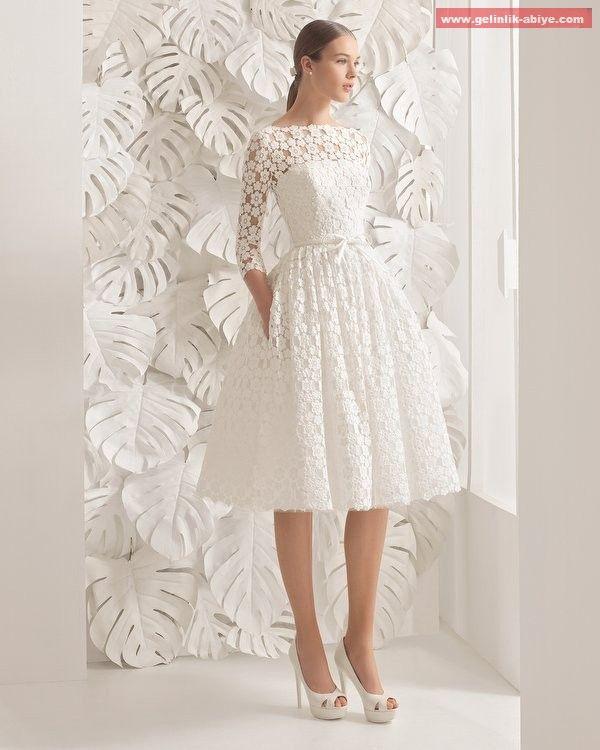 Rosa Clara Yeni Sezon Gelinlik Modelleri