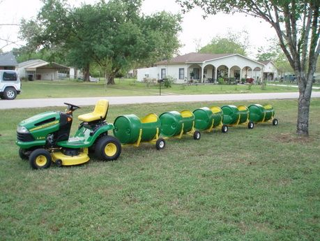 john deere tractor train | John Deere Tractor Train - Children's Creative Creations Theme Parties