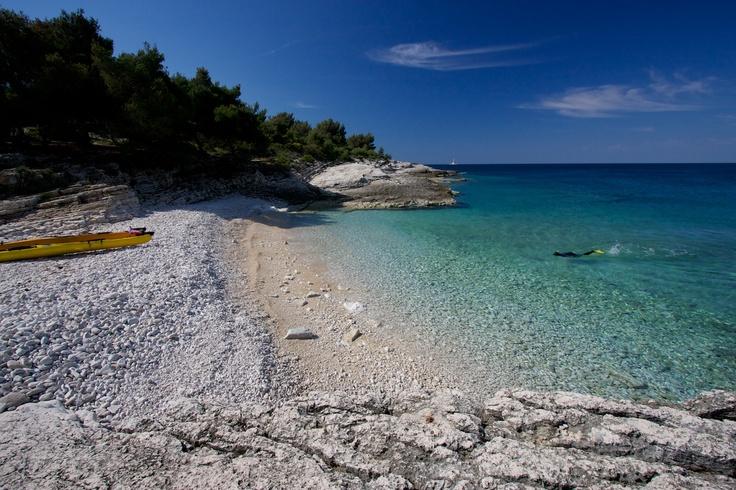 the Blissed Out Beach – Kamenjak, Croatia