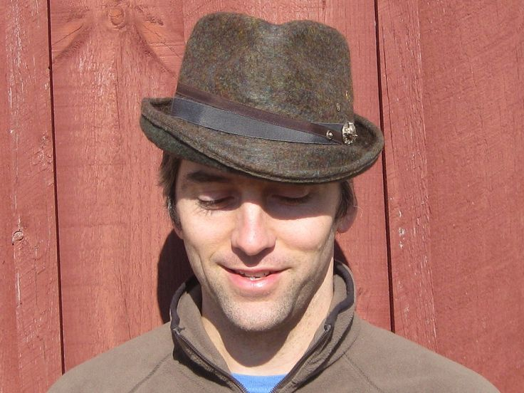 Fedora Hats for Men; One Hats with Double Functions | All Fashion ...