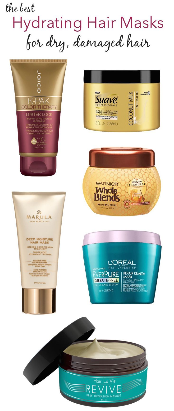 Need some deep treatment therapy for your sun-damaged strands? Click through to discover the mask that's right for your hair and budget!