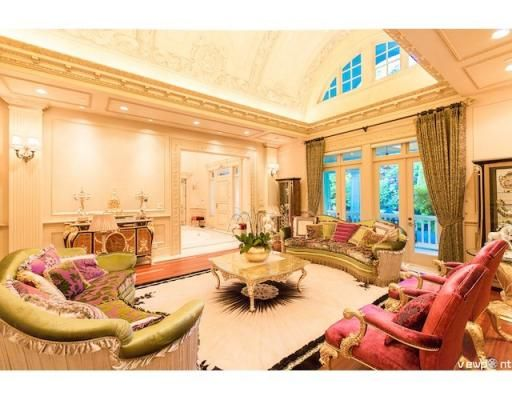 Luxury interior design in Vancouver