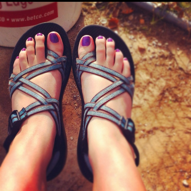 Chacos. Chacos. Chacos!