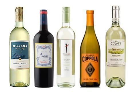 5 best cheap wines
