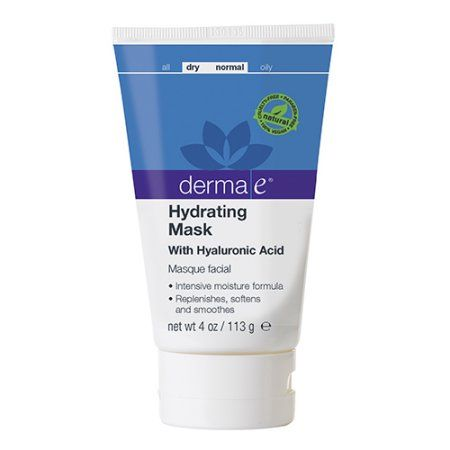 Derma-E Hydrating Mask with Hyaluronic Acid, 4 Oz - Walmart.com