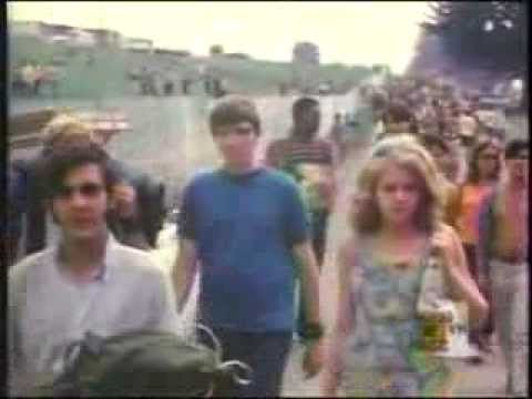 All of the contradictions of the 60s culminating in Woodstock. An excellent documentary of an entire decade