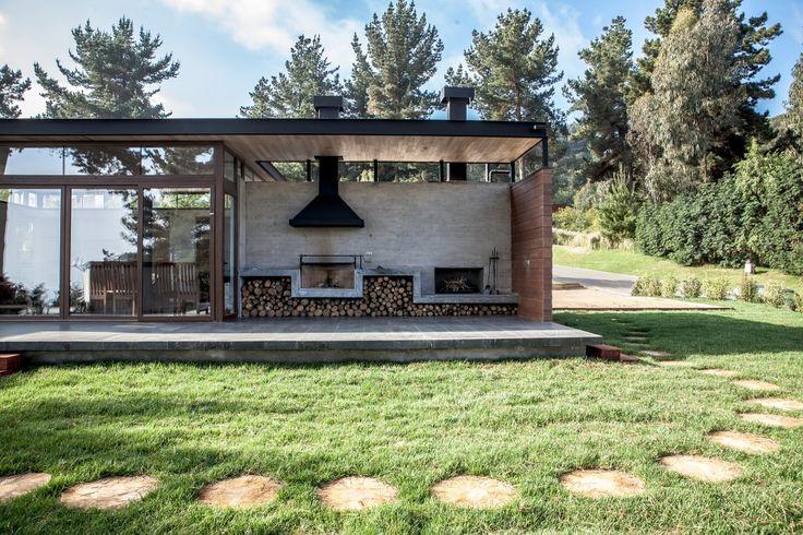 Casa Bustamante / PAR Arquitectos Casa Bustamante / PAR Arquitectos – Plataforma Arquitectura