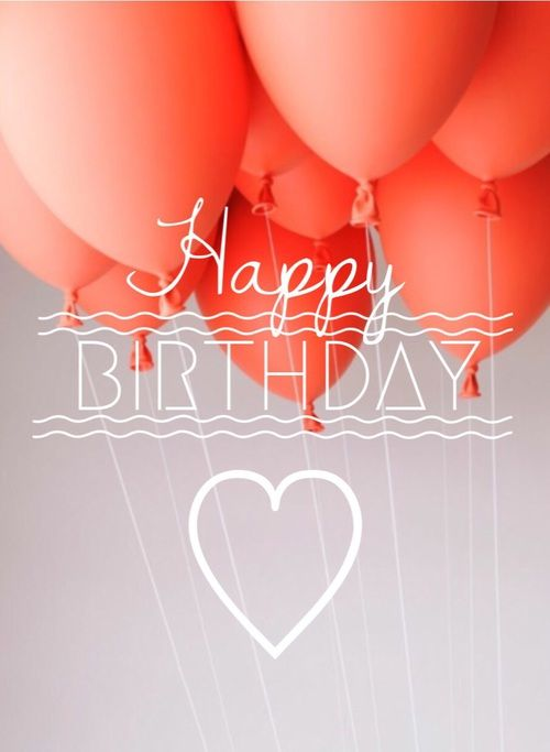 balloons, birthday, and happy image