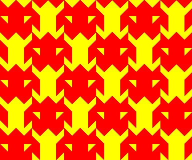 Patterns In Tessellations on Leaf Tessellations Patterns