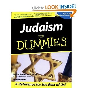 rosh hashanah for dummies