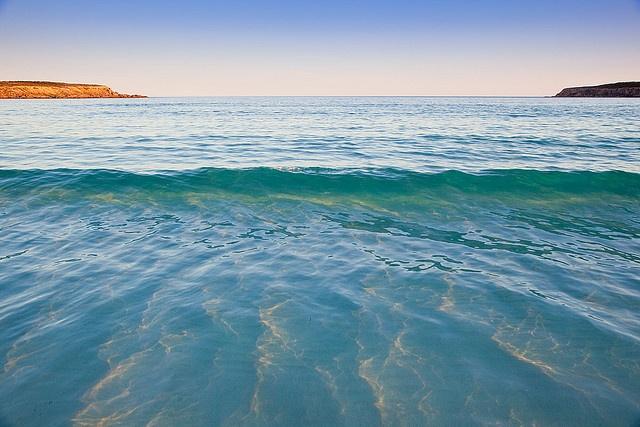Fishery Bay, coffin bay peninsular by john white photos, via Flickr