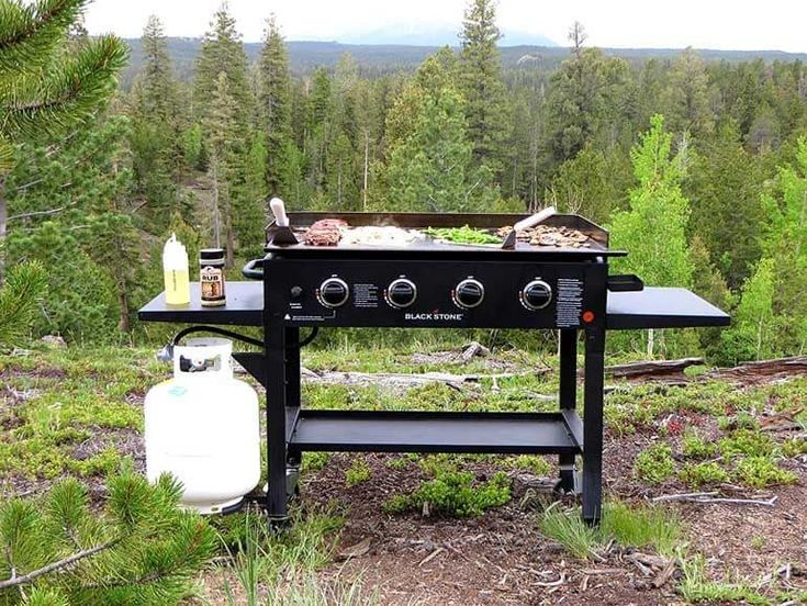 how to clean a blackstone grill before cooking